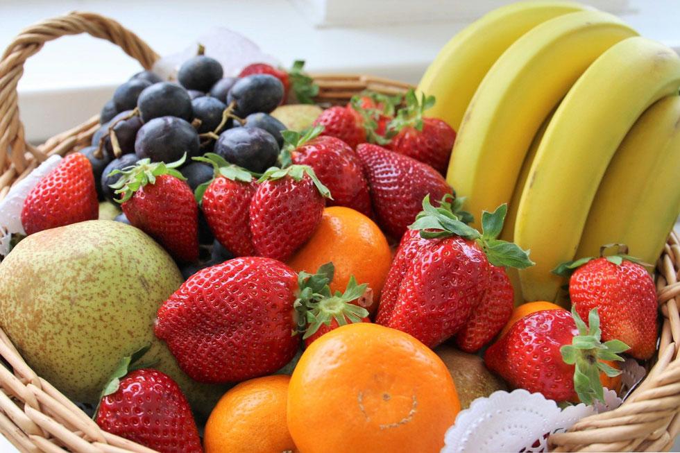 Paniers gourmands Au Val Frais - Fruits Frais